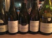 Quelques bouteilles soirée autour Montrachet