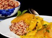 Curry poulet l'ananas.