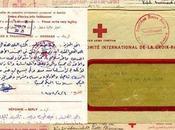 Message Croix-Rouge l'outil historique remise contact personnes séparées conflit armé catastrophe naturelle)