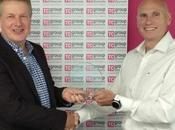 Group Solutions remporte prix Best Regional Performer Award d'Irisys