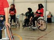 Afghanistan, handicap n'est frein pour basketteuses