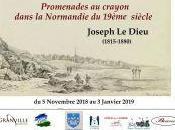 Exposition Joseph Dieu Promenade crayon Francisco Novembre Janvier 2019