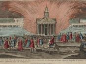 d'artifice mortel l'union maudite Louis Marie-Antoinette