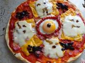 Pizza Halloween