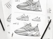 Nikanor imagine époustouflante adidas SHARKS concept