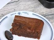 Fondant chocolat sans beurre