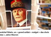 Macron réhabilite fable puérile roman national… avec Pétain? Réponds chanson Craonne #11nov