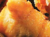 Roulés fruits confits