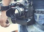 mettre dans l'art photographie