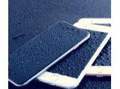 Brevets Apple veut améliorer tactile l'iPhone sous pluie