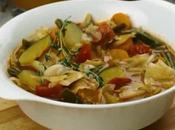 Recette soupe chou légumes