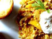 Kitchari avec chou-fleur, lentilles rouges, quinoa citron confit