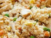 Recette frit poulet légumes