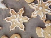 Sablés Noël cannelle décoré glace royale