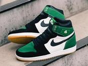 Bespoke imagine propre Jordan Celtics