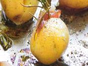 Pommes terre four