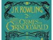 Crimes Grindelwald J.K. Rowling