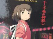 voyage Chihiro L'album film Hayao Miyazaki