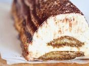 Bûche Tiramisu dessert fêtes plaira tous