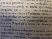 présence Schopenhauer Houellebecq, chronique