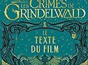 dimanche avec… animaux fantastiques crimes Grindelwald, Rowling
