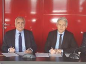 Caen Signature convention services comptables financiers