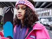 White s'associe avec MyTheresa capsule inspirée Skiwear
