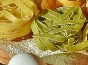 Tagliatelle fraîches foies volaille