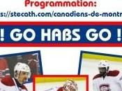 Spectacles gratuits soirée hockey