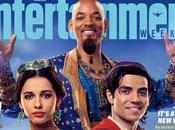 Aladdin premières images Will Smith Génie
