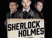 Sherlock Holmes mystère vallée Boscombe spectacle parfait famille