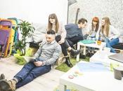vision innovante l'entreprise avec modèle startup