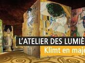 Atelier Lumières: Klimt Schiele Hundertwasser