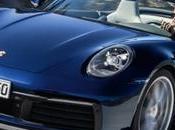 Porsche Type Carrera Cabriolet