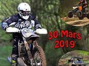 rando Lourquennoise moto, quad mars 2019