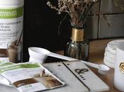 petit-déjeuner complet avec Formula Café Latte Herbalife Nutrition