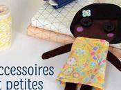 Livre Accessoires petites mascottes tissu Sofi Loran