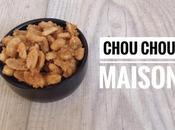 recette chouchous cacahuètes caramélisées