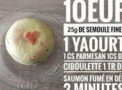 Bowlcake saumon parmesan ciboulette