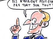 Caricature Emmanuel Macron