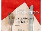 Goûteuse d'Hitler Rosella Postorino