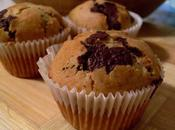 Muffins pépites chocolat (Vegan)
