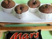 Muffins chocolat mars