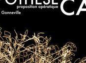 création L'Hypothèse Caïn Michel Gonneville concert Schubert avec mezzo-soprano Florence Bourget