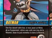Comics Deck-building game RIVALS Batman Joker, Face chez Don't Panic Games