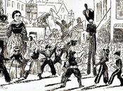 Wagner Paris 1841 L'épisode choeur Descente Courtille.