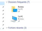 Comment afficher défaut l'ouverture l'Explorateur fichiers Windows