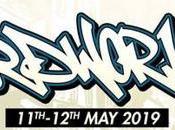Yardworks 2019 Festival street graffiti Glasgow