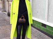 manteau fluo pour jouer flashy