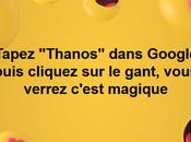 """Tapez """"Thanos"""""""